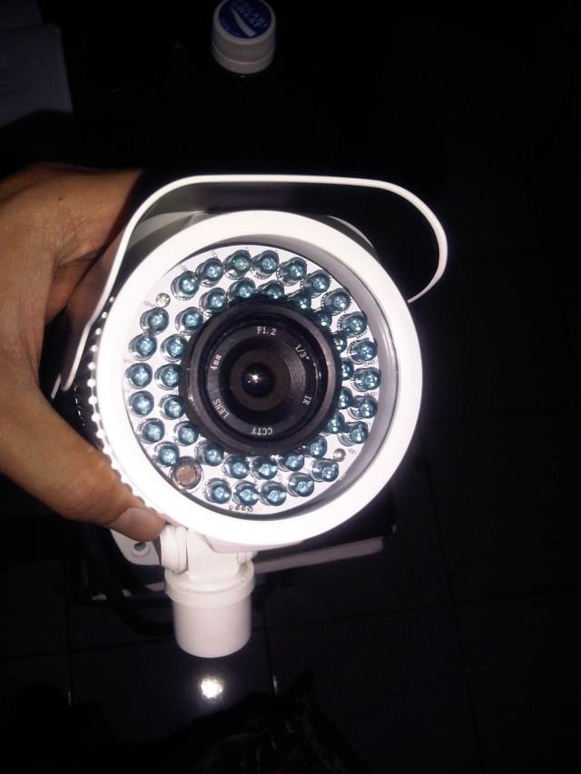 CCTV OUTDOOR INFRA RED